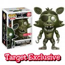Funko Five Nights At Freddy's | FNAF POP! Games Phantom Foxy Vinyl Figure Target Exclusive