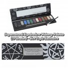 Supernatural Eyeshadow Makeup Palette (13 Shades) - Hot Topic Exclusive by GBG Beauty, LLC