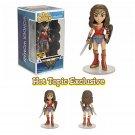 FUNKO DC Comics Rock Candy Wonder Woman Collectible Vinyl Figure Hot Topic Exclusive