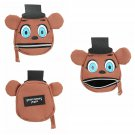 Five Nights At Freddy's FNAF Freddy Fazbear Canvas Coin Purse by Bioworld