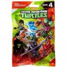 Mega Construx Action Figures Series 4 Teenage Mutant Ninja Turtles TMNT Blind Bag Case of ×24 Packs