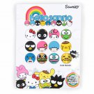 Loungefly Sanrio Characters Hello Sanrio Mystery Blind Pack Button Pin - ×24 Sealed