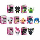 Complete Set of 7 FUNKO Sanrio POP! Sanrio Characters Collectible Vinyl Figure