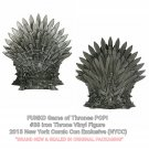 FUNKO Game of Thrones POP! #38 Iron Throne Vinyl Figure 2015 New York Comic Con Exclusive NYCC