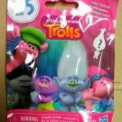 DreamWorks Trolls Movie Surprise Mini Figure Series 5 Mystery Blind Bag ×12 Packs by Hasbro