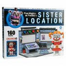 McFarlane Toys Five Nights at Freddy's Sister Location Circus Control 160 PCS Construction Set