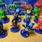 PJ Masks Series 2 Mystery Blind Bag Complete Full Set of 12 Figure Characters