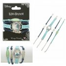 Disney Lilo & Stitch Wrap Wrist Watch Cord Bracelet 4-Pack Set by Accutime Watch