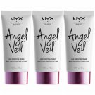 NYX Cosmetics Professional Makeup Angel Veil - Skin Perfecting Primer - #AVP01 (×3)