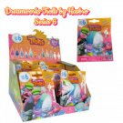 DreamWorks Trolls Movie Surprise Mini Figure Series 6 Mystery Blind Bag Case of ×24 Packs by Hasbro