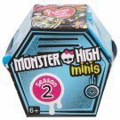 Monster High Minis Season 2 Surprise Figure Mystery Blind Pack Case of ×20 Sealed Cofins
