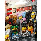 LEGO Minifigures - The Lego Ninjago Movie Series Mystery Blind Bag - #71019 - ×40 Sealed Packs