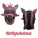 Five Nights At Freddy's FNAF Foxy (The Pirate) Face Backpack by Bioworld Hot Topic Exclusive