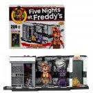 McFarlane Toys Five Nights at Freddy's FNAF Parts & Service 209 PCS Set #12697 TRU Exclusive
