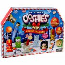 DC Comics Ooshies Advent Calendar - 25 Pieces by Jakks Pacific #72545