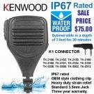 KENWOOD SM6W-K1 SPEAKER MIC KENWOOD RADIOS 2 PIN
