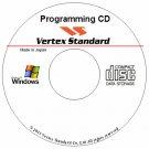 VERTEX STANDARD CE-86 v3.05  VX-350 VX-351 VX-354 OEM SOFTWARE
