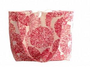 Pink Poppy Handbag