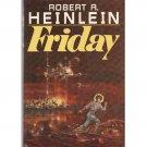 Friday – Robert Heinlein