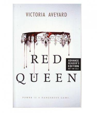 Red Queen � Victoria Aveyard � ARC