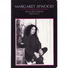 Margaret Atwood - Selected Poems 1965 – 1975 – softcover
