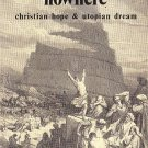 Getting Nowhere - Christian Hope & Utopian Dream - Peter S. Hawkins – softcover