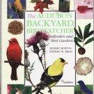 The Audubon Backyard Birdwatcher – Burton and Kress – hardback