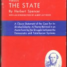 The Man Versus the State – Herbert Spencer – Hardback