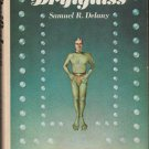 Driftglass – Samuel R. Delany - hardback BCE