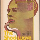 The Shockwave Rider – John Brunner - hardback BCE