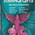 Strange Gifts – Robert Silverberg – hardback BCE