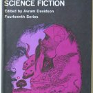The Best From Fantasy and Science Fiction Fourteenth Series – Davidson - hardback BCE