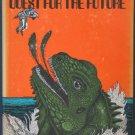 Quest for the Future – A.E. van Vogt – hardback BCE
