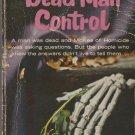 Dead Man Control by Helen Reilly