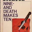 Nine - and Death Makes Ten by Carter Dickson