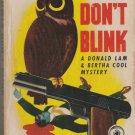 Owls Don't Blink by A. A Fair