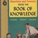 Questions and Answers from the Book of Knowledge