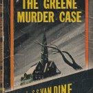 The Green Murder Case by S. S. van Dine