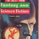 The Best From Fantasy and Science Fiction Fourth Series