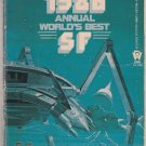 The 1986 Annual World's Best SF edited by Donald A. Wollheim