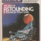 The Best of Astounding edited by Tony Lewis