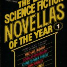The Best Science Fiction Novellas of the Year 1 edited by Terry Carr
