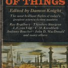 The Shape of Things edited by Damon Knight