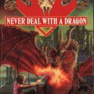 Shadowrun - Never Deal with a Dragon - Secret of Power Volume 1 by Robert N. Charrette
