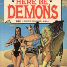 Here Be Demons by Esther M. Friesner