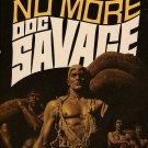 Doc Savage - The Men Who Smiled No More by Kenneth Robeson