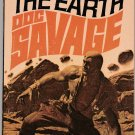 Doc Savage - The Man Who Shook the Earth by Kenneth Robeson