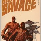 Doc Savage - The Land of Fear by Kenneth Robeson
