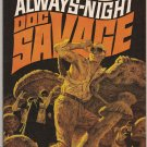 Doc Savage – Land of Always-Night by Kenneth Robeson