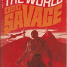 Doc Savage - He Could Stop the World by Kenneth Robeson